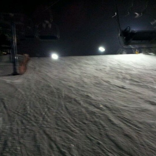 Photo taken at Chicopee Ski & Summer Resort by Wei L. on 2/15/2012