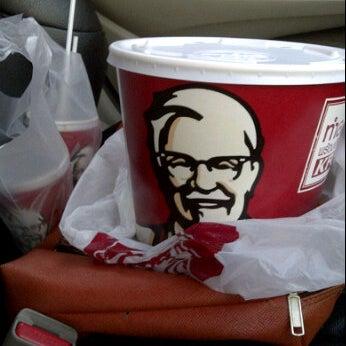 Photo taken at KFC by j j. on 5/4/2012