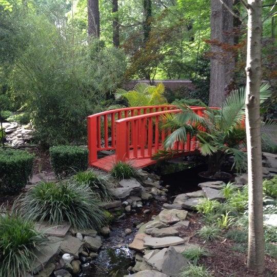 Japanese Inspired Garden In Grant Park: General Booth Blvd