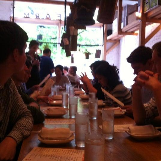 Photo taken at RedFarm by Adam N. on 5/15/2012