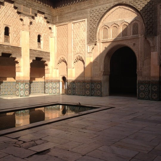 Where's Good? Holiday and vacation recommendations for Marrakech, Morocco. What's good to see, when's good to go and how's best to get there.