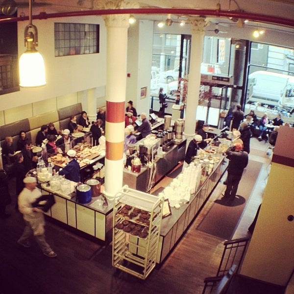 Photo taken at The City Bakery by Dan F. on 2/21/2012