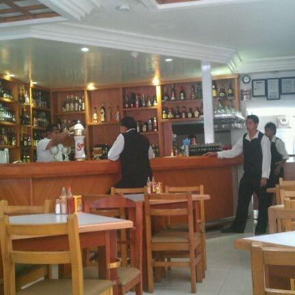 cantina la nueva guadalupana bar en mexico city
