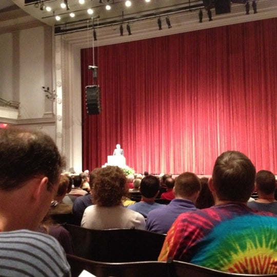 Photo taken at Bailey Hall by Julia L. on 6/9/2012