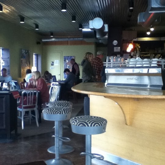 Photo taken at Folsom St. Coffee Co. by Meitar M. on 2/17/2012