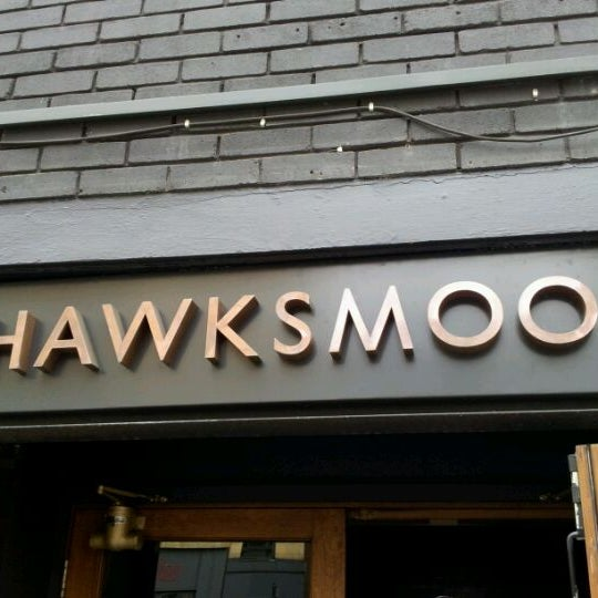 Photo taken at Hawksmoor Spitalfields by Pasi M. on 6/16/2012