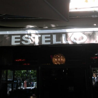 Photo taken at L'Estello by David S. on 8/10/2012