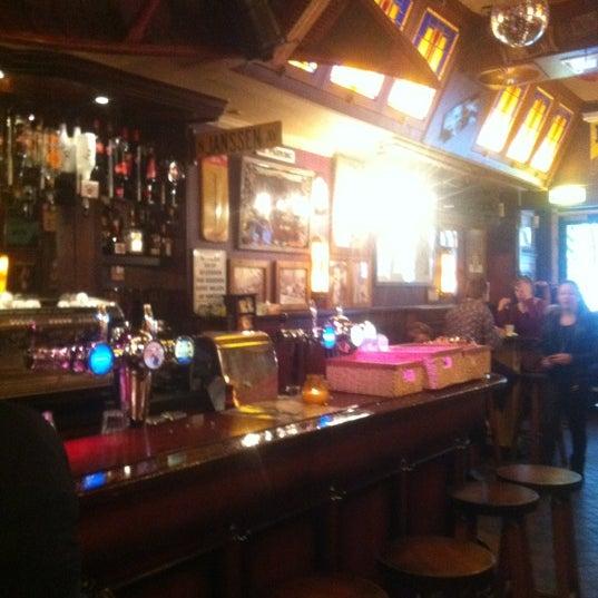 Photo taken at Jeronimus eet & borrel café by Florentien B. on 2/26/2012