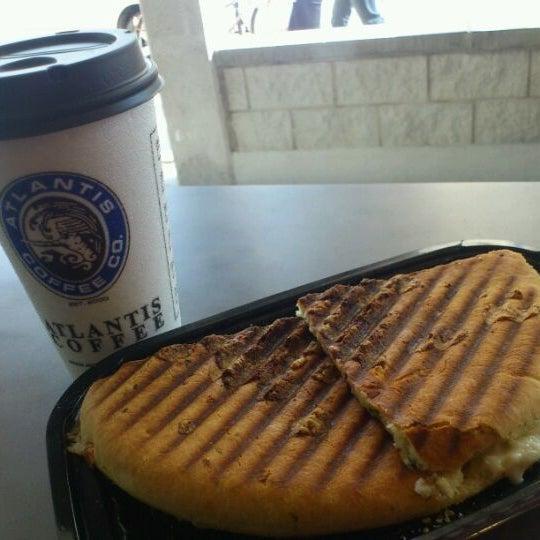 Photo taken at Atlantis Coffee by K S. on 5/17/2012