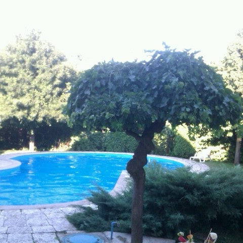 Photo taken at Maison Spa by Andreea S. on 7/19/2012