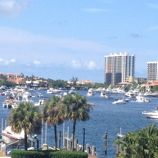 Photo taken at Lake Boca Raton by Kimarra S. on 5/28/2012