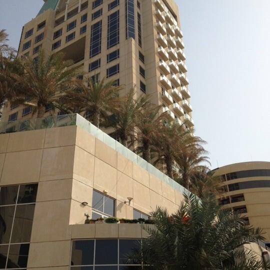 Photo taken at Habtoor Grand Beach Resort & Spa by Ruthella Joy G. on 3/30/2012