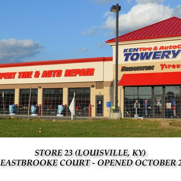 Best Tire Stores in Kentuckiana