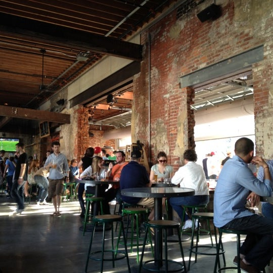Photo taken at Frankford Hall by Jonathan S. on 4/21/2012