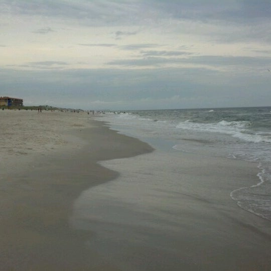 Photo taken at Carolina Beach by Courtney G. on 6/24/2012