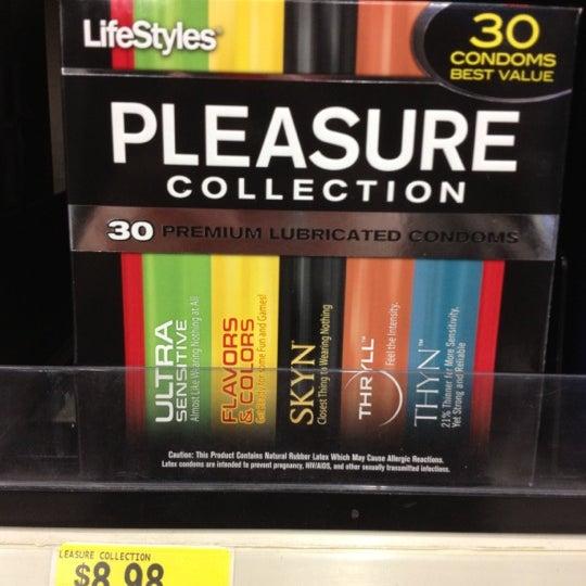 Photo taken at Walmart Supercenter by Adam S. on 3/12/2012