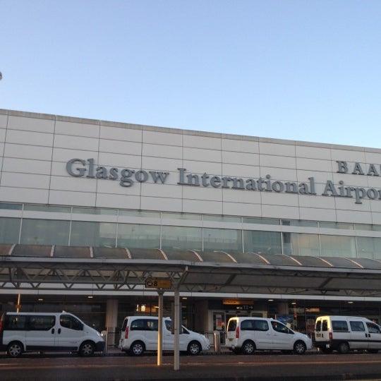 Car Parking Near Glasgow Airport