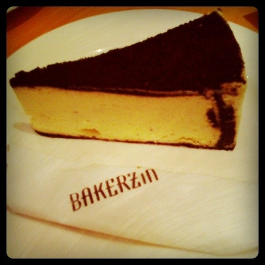 Photo taken at Bakerzin by abigail x. on 4/22/2012