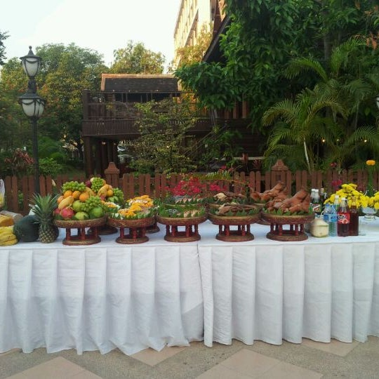 Photo taken at มหาวิทยาลัยราชภัฏเชียงใหม่ (Chiang Mai Rajabhat University) by Kittiphol R. on 2/14/2012