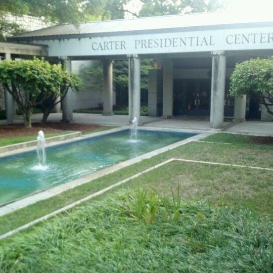 Atlanta Garden Of Bill Hudgins: History Museum In Atlanta