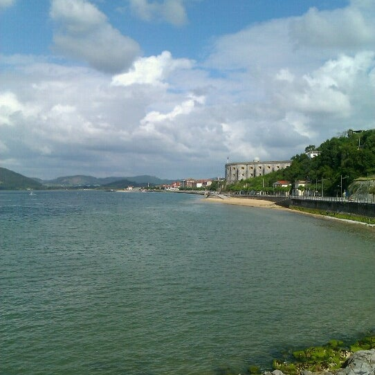 Photo taken at Santoña by Celia D. on 6/13/2012