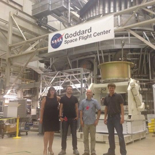 NASA Goddard Space Flight Center - Goddard - 7 tips