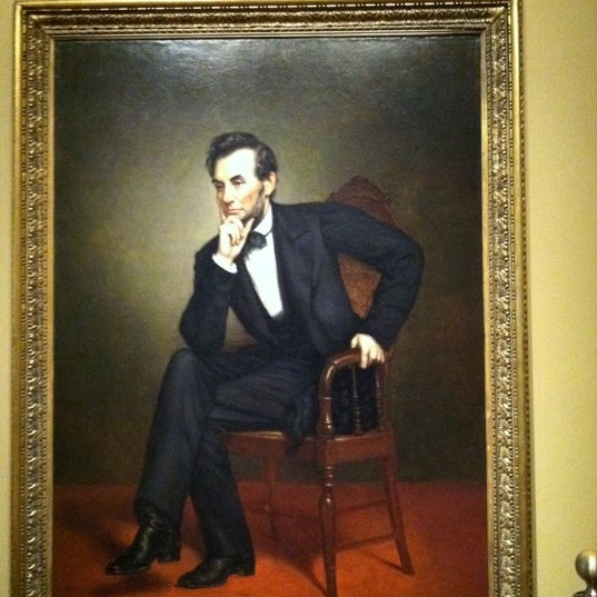 Photo taken at National Portrait Gallery by Angela B. on 5/20/2012