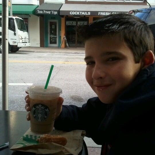 Photo taken at Starbucks by Kathy W. on 8/21/2012