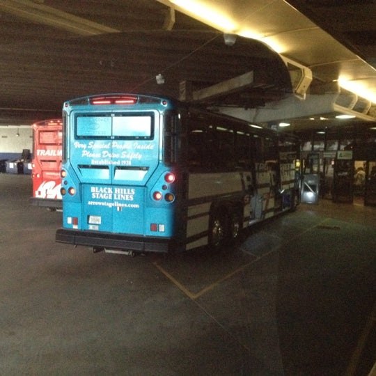 Photos At Greyhound Bus Lines