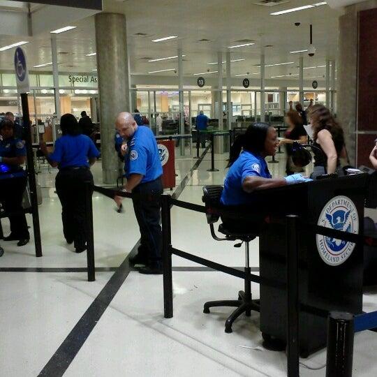 Tsa Security Check Point Atlanta Ga