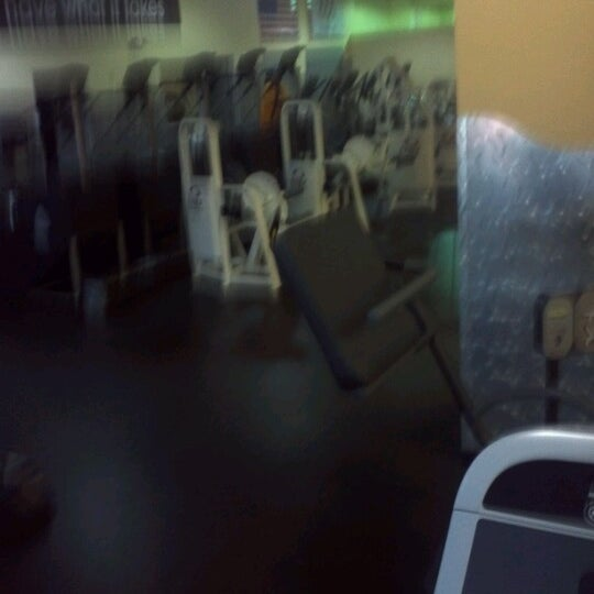 Photo taken at 24 Hour Fitness by CAP I. on 8/6/2012