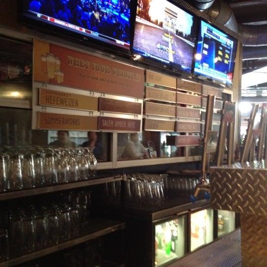 Photo taken at Boston Beer Works by Elvyra M. on 7/3/2012