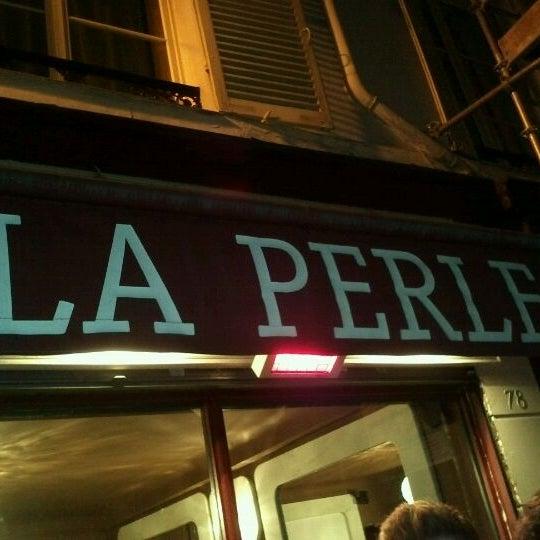 Photo taken at La Perle by Manuel t. on 3/10/2012