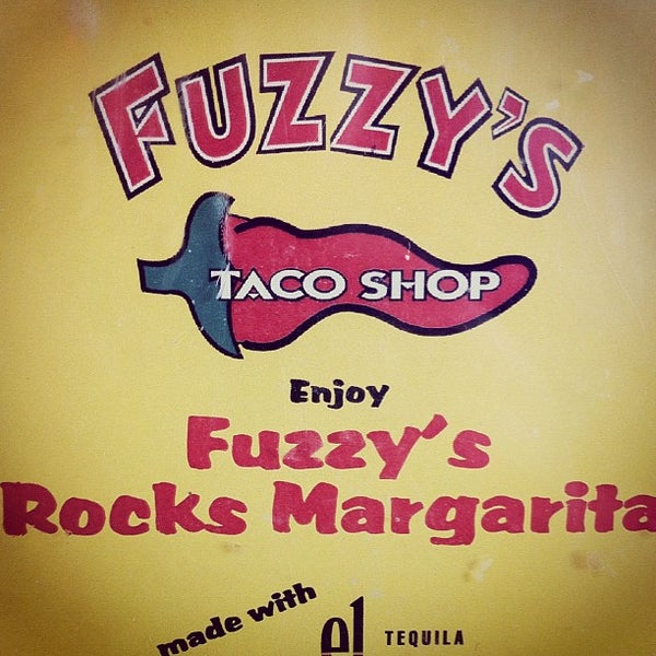 Photo taken at Fuzzy's Taco Shop by Luis M. on 4/5/2012