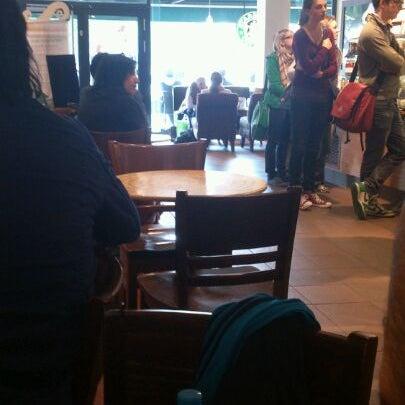 Photo taken at Starbucks by Murat T. on 6/14/2012
