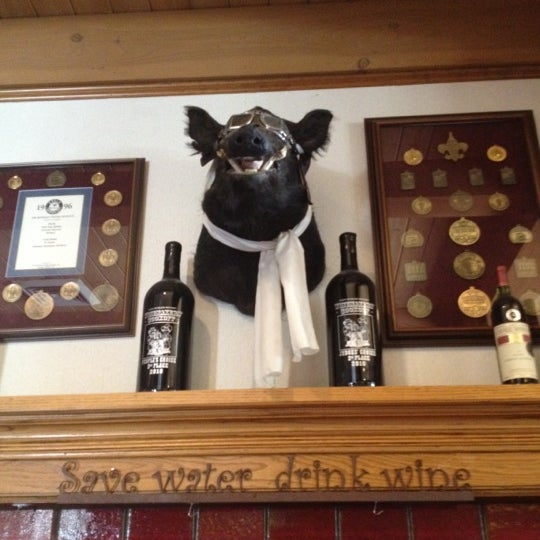 Photo taken at Eberle Winery by Virginia M. on 6/16/2012