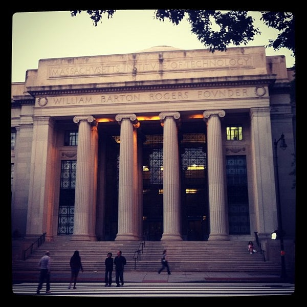 Photo taken at Massachusetts Institute of Technology (MIT) by Weerayuth A. on 8/20/2012