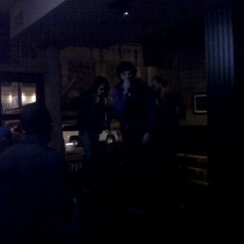 Photo taken at Oak Tavern by Paige M. on 3/8/2012