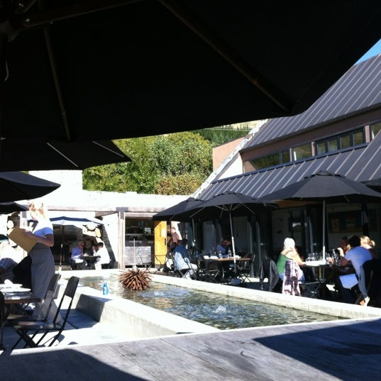 Photo taken at Amisfield Winery by N M. on 4/1/2012