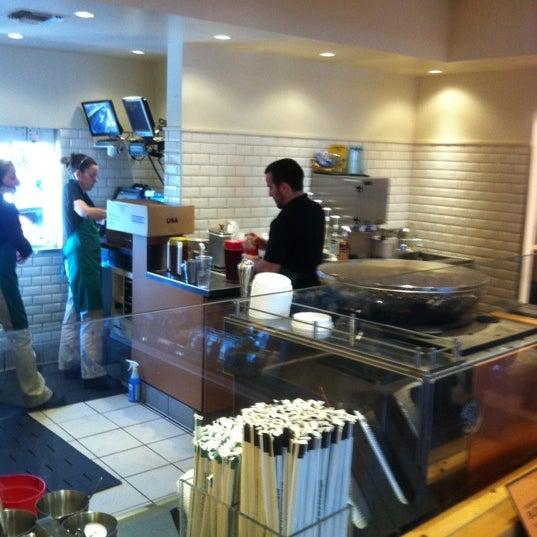 Photo taken at Starbucks by Matthew S. on 3/3/2012
