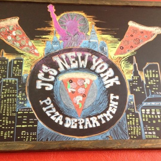 Photo taken at Jc's New York Pizza by Elizabeth G. on 8/19/2012