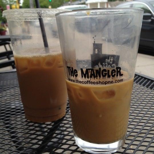 Photo taken at The Coffee Shop NE by Jason K. on 6/13/2012