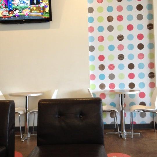 Photo taken at Smart Cow Yogurt Bar by 🌷🌸olesya🌸🌷 on 3/19/2012