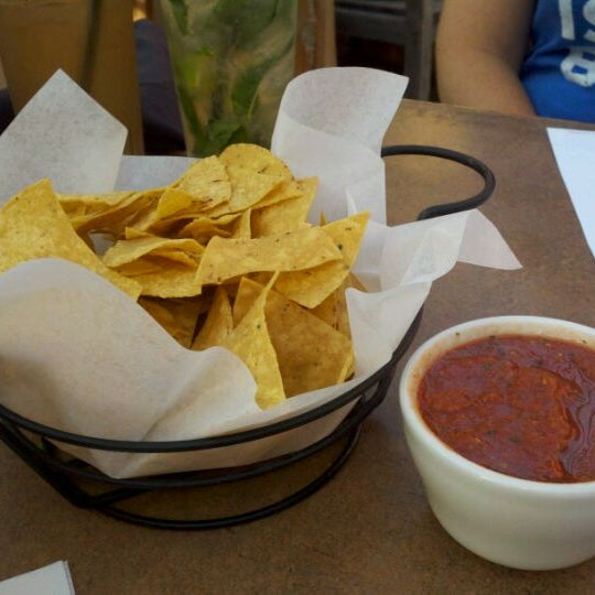 Photo taken at Fat Fish Cantina Grill by Mark D. on 6/8/2012