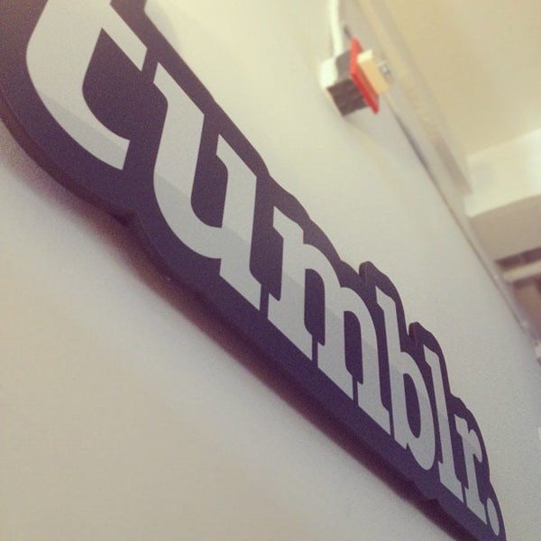 Photo taken at Tumblr HQ by Jessica K. on 8/30/2012