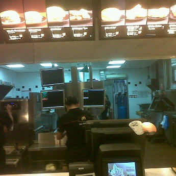 Photo taken at McDonald's by Paramita A. on 3/3/2012