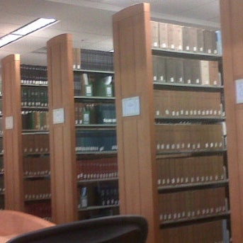 Photo taken at University of Oregon School of Law by Kyle M. on 2/7/2012