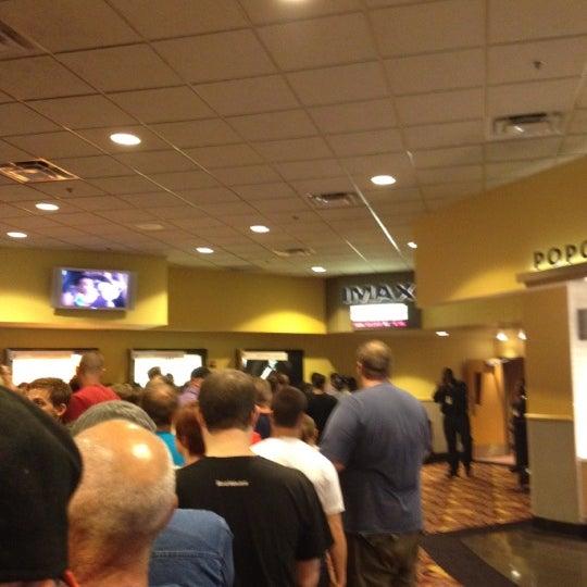 Photo taken at AMC Columbia 14 by Haaris M. on 7/22/2012