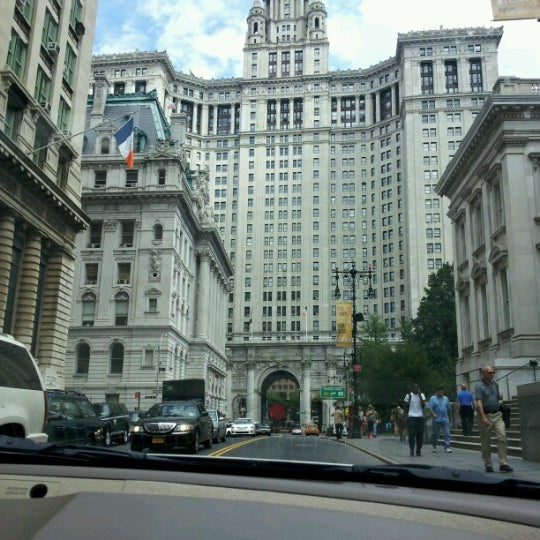 Photo taken at NYC Municipal Building by Ohh S. on 7/30/2012