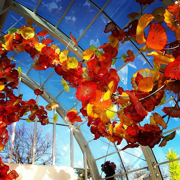 Chihuly Garden And Glass At 305 Harrison St At Seattle Center Seattle Wa